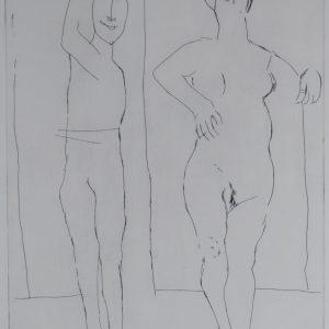 Marino Marini Due figure 116