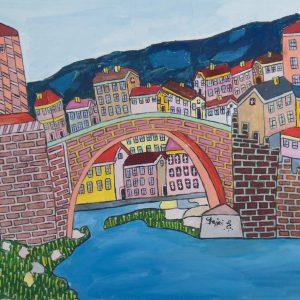Mostar Emerik Feješ 1310