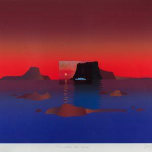 I am writing from Cyclades Michel Folon 137