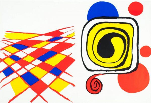 Untitled Alexander Calder 1493