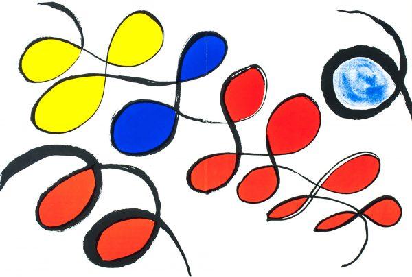 Derriere Le Miroir No. 190 Alexander Calder 1494