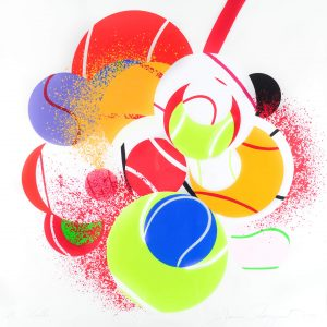 James Rosenquist Balls 1990 1509