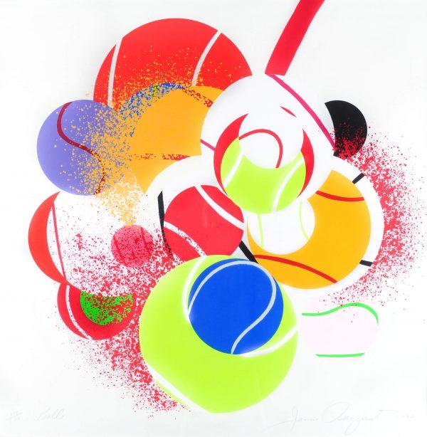 James Rosenquist Balls 1990 1509