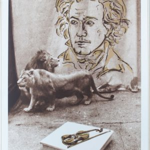 Braco Dimitrijević Hommage Beethovenu 193