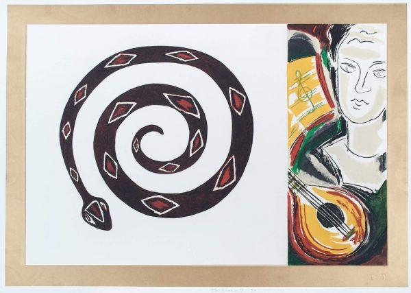 Braco Dimitrijević Aboriginal (holy) animals 196