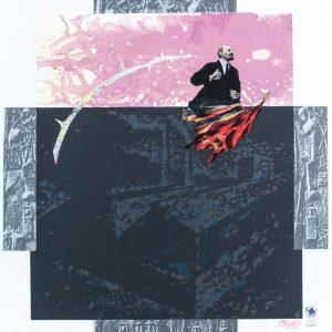 """IRWIN Toronto Portfolio """"Lenin"""" 203"""