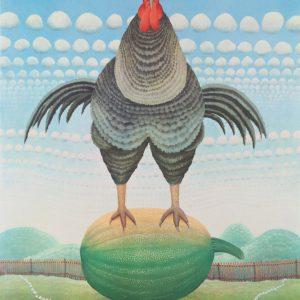 Ivan Rabuzin Rooster 217