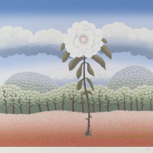Ivan Rabuzin White flower 223