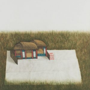 Kyu-Baik Hwang Two Houses 470