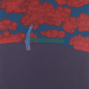 Metka Krašovec Rdeči oblaki 518