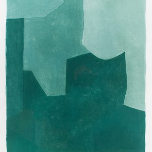 Serge Poliakoff Composition verte 708