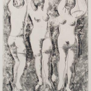 Marino Marini Tre figure 721