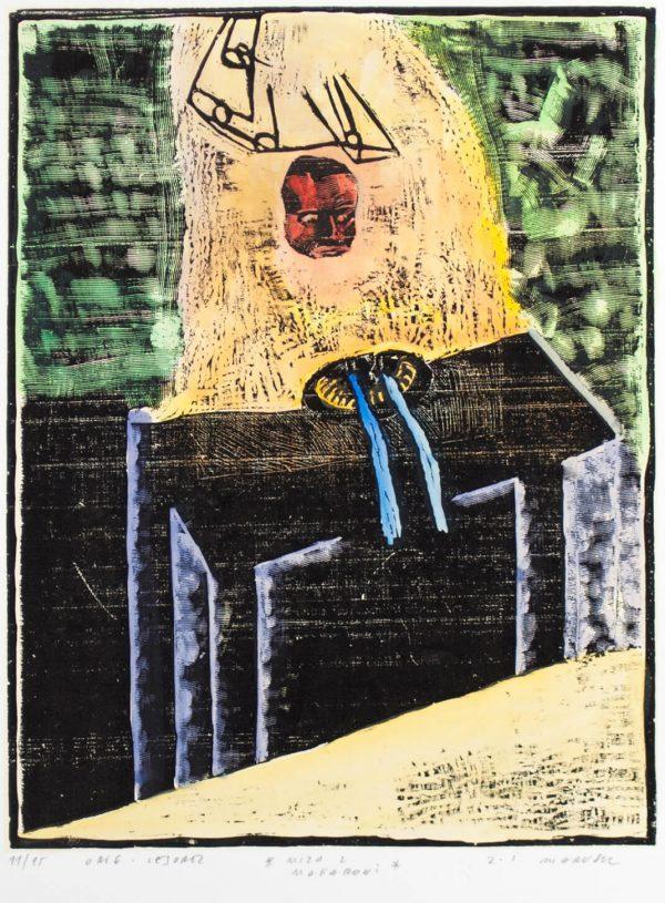 Miza z Makaroni Živko Marušić 876
