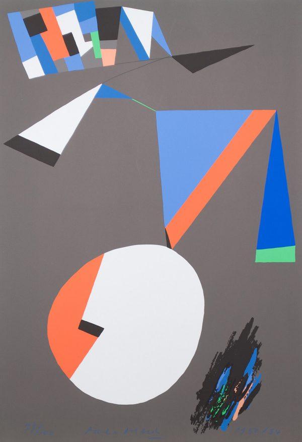 Untitled Piero Dorazio 935