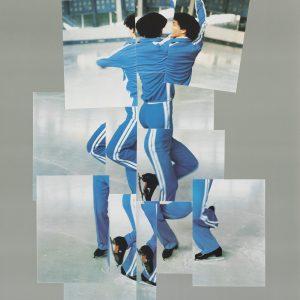 Original poster Skater David Hockney 503