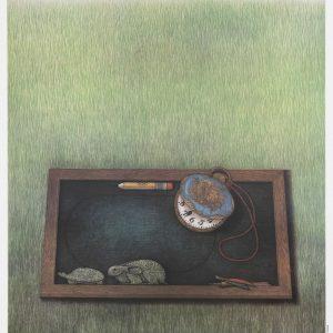 Original poster The tortoise and the hare Kyu-Baik Hwang 504