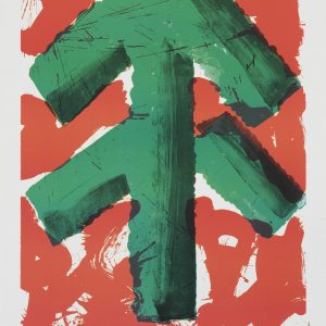 Original poster Welcome Howard Hodgkin 508