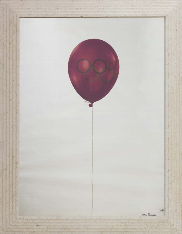 Michelangelo Pistoletto Balloon 155