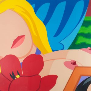 Tom Wesselmann Big Bedroom Blonde 1588