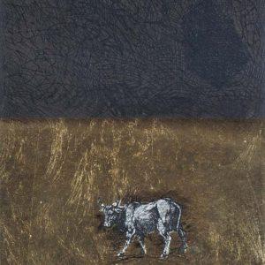 Mimmo Paladino Bull 750