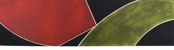 David Tremlett Composition 1002-2