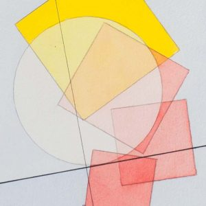 Luigi Veronesi Geometric composition 729