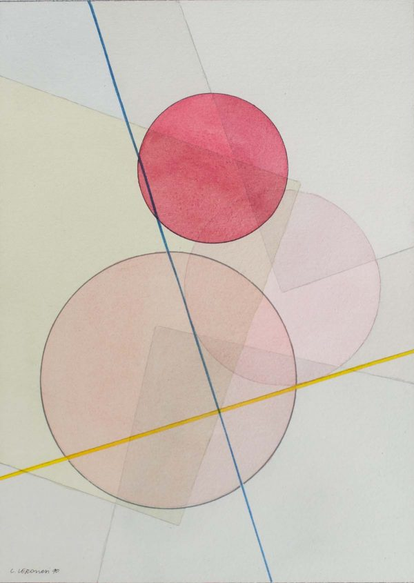 Luigi Veronesi Geometric composition 730