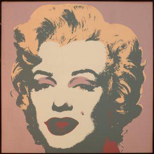 Andy Warhol Marilyn Monroe (Sunday B Morning) 9803