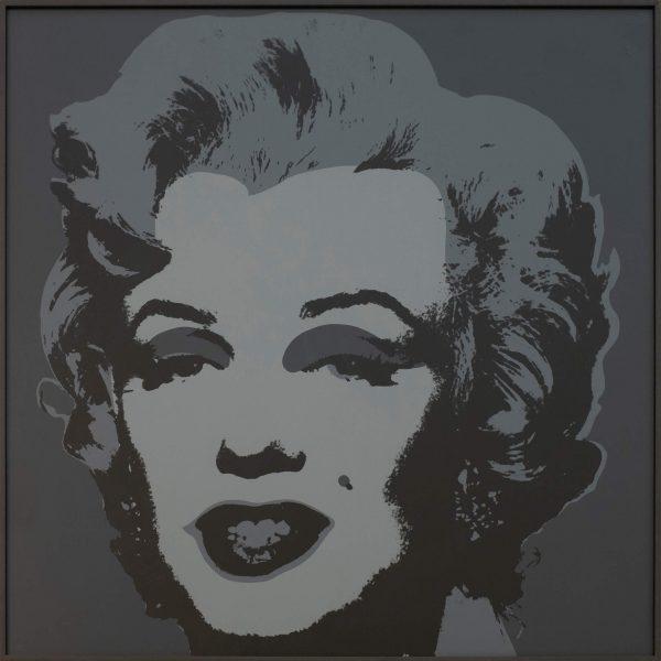 Andy Warhol Marilyn Monroe (Sunday B Morning) 9808