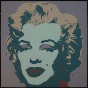 Andy Warhol Marilyn Monroe (Sunday B Morning) 9810