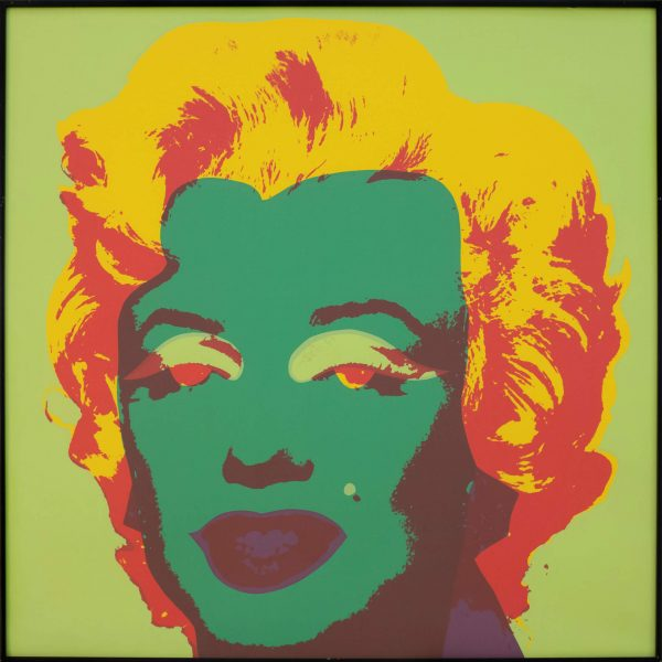 Andy Warhol Marilyn Monroe (Sunday B Morning) 9824