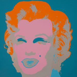 Andy Warhol Marilyn Monroe (Sunday B Morning) 9842
