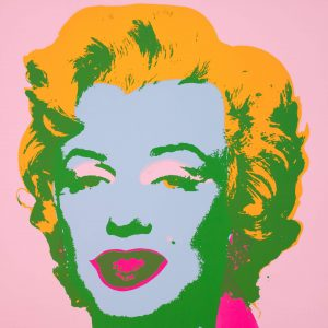 Andy Warhol Marilyn Monroe (Sunday B Morning) 9856