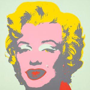 Andy Warhol Marilyn Monroe (Sunday B Morning) 9859