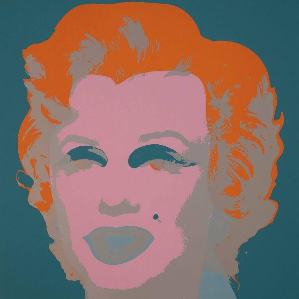 Andy Warhol Marilyn Monroe (Sunday B Morning) 9864
