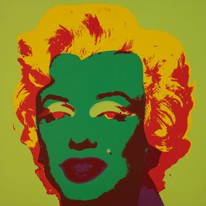 Andy Warhol Marilyn Monroe (Sunday B Morning) 9878