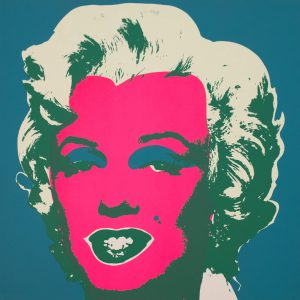 Andy Warhol Marilyn Monroe (Sunday B Morning) 9888