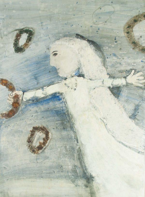 Gabrijel Stupica Nevesta Viktorija / The bride Victoria 1739