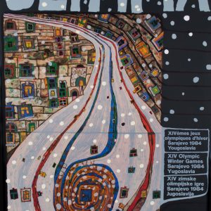 Friedensreich Hundertwasser Olympia 155