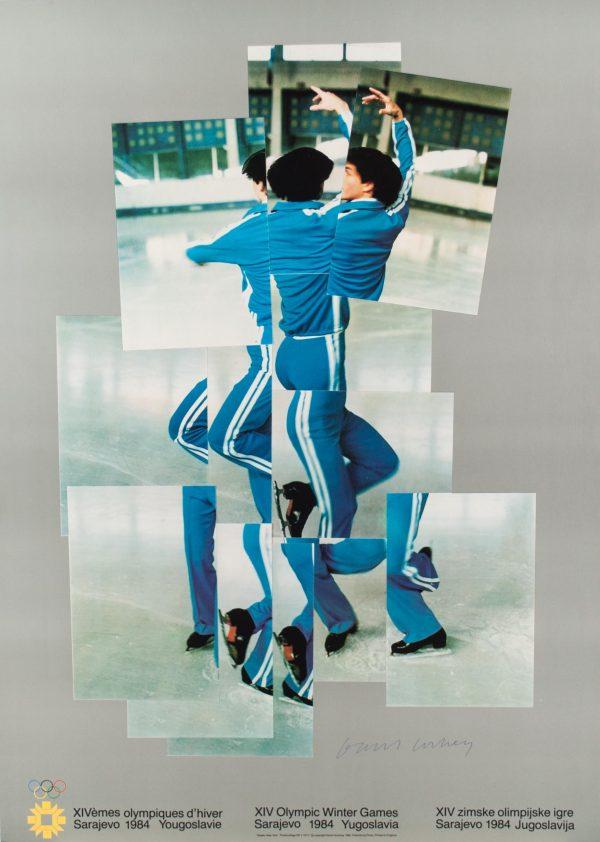 Skater David Hockney 154