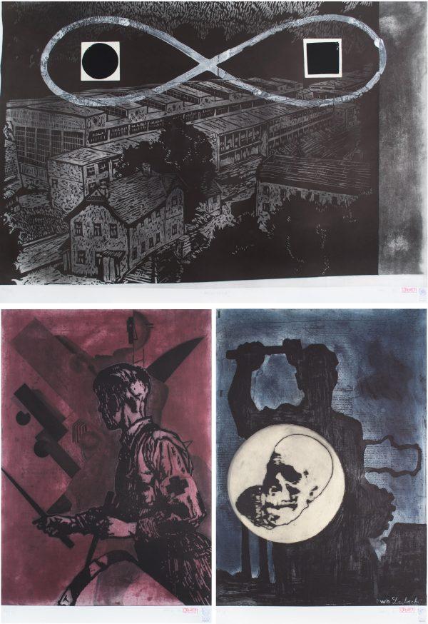 "IRWIN Triptych ""Razsvetljenje"" 1008"