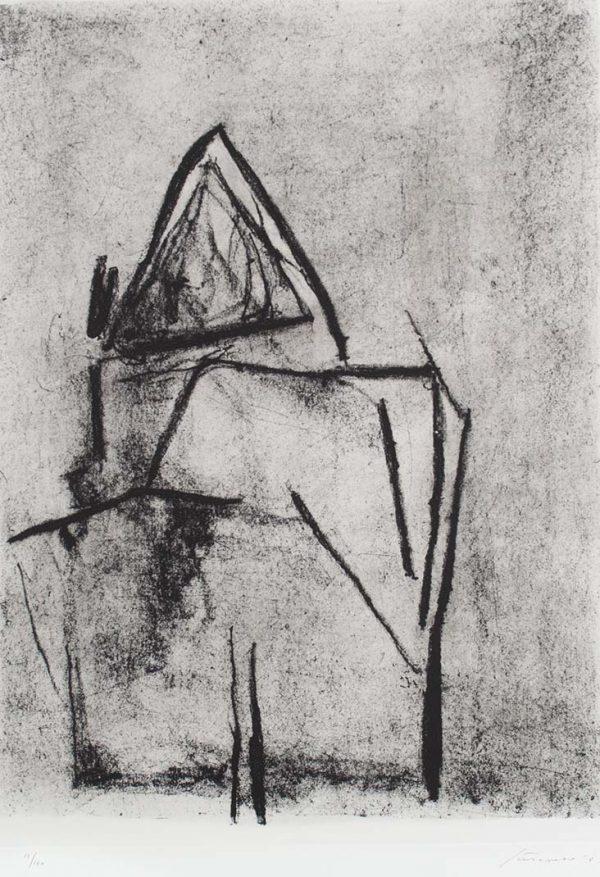 Giuseppe Santomaso Untitled 1011