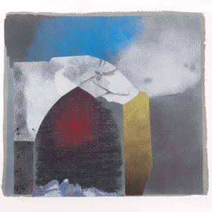 Giuseppe Santomaso Untitled 1013
