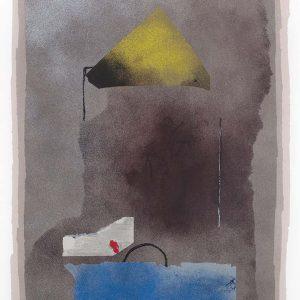 Giuseppe Santomaso Untitled 1015
