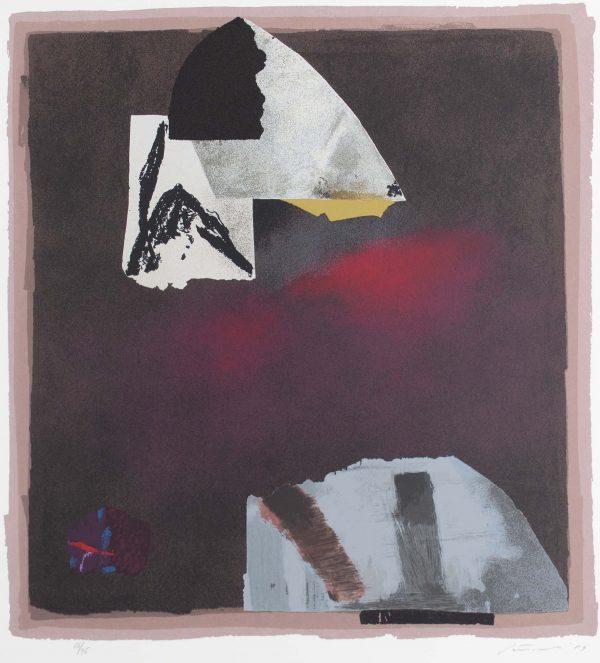 Giuseppe Santomaso Untitled 1016