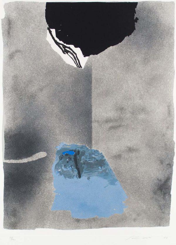 Giuseppe Santomaso Untitled 1018