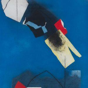 Giuseppe Santomaso Untitled 123