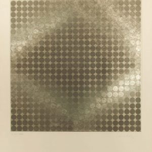 Victor Vasarely Untitled 698