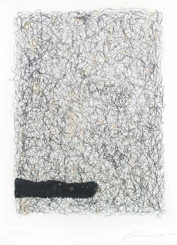 Giuseppe Santomaso Untitled 763