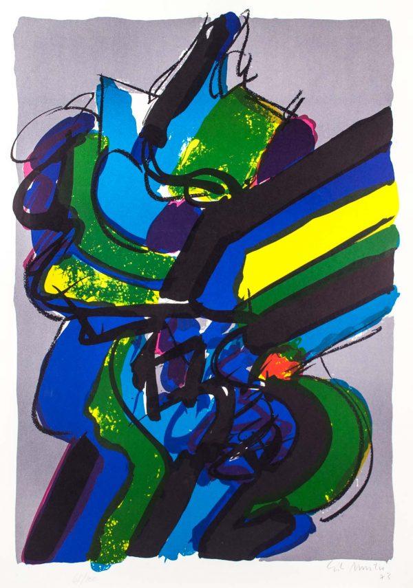 Edo Murtić Untitled 953